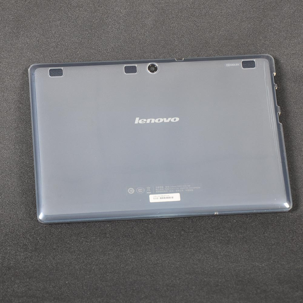 For Lenovo TAB 2 A10-70 Case Soft TPU Cover for Lenovo TAB2