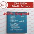 ZOPO ZP600 battery 100% Original High Quality 1640mAh Li-ion Battery Replacement For ZOPO ZP600 ZP600+ Smart Phone+Free Shipping