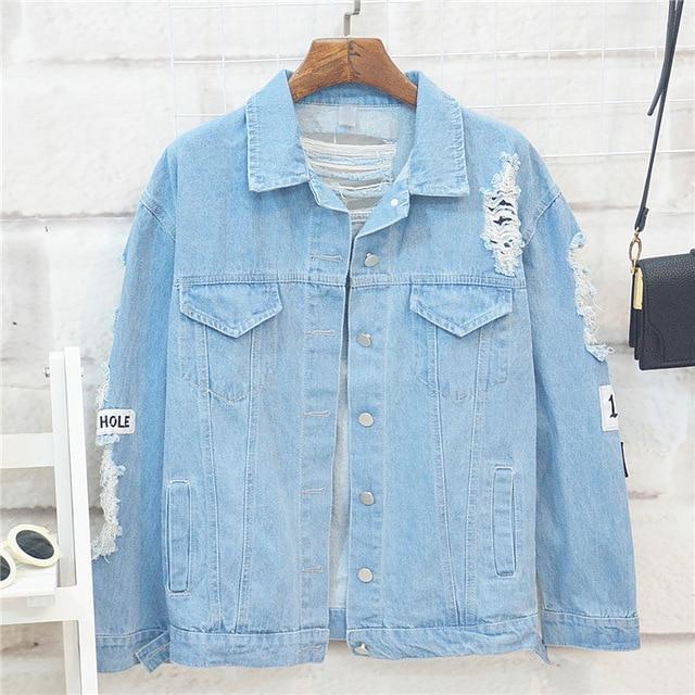 jeans 2018 hoodies Où Veste est mon Outerwears BTS Kpophome esprit rZZw7z0xq