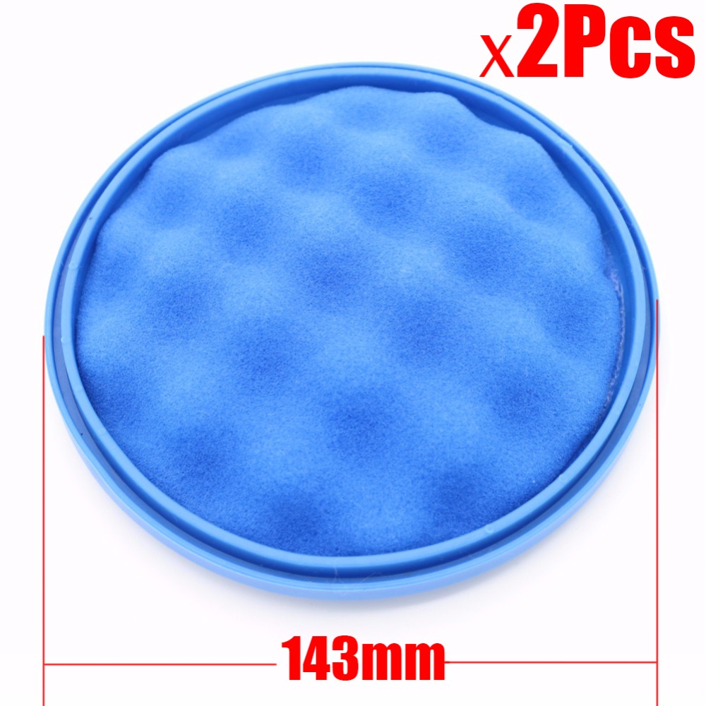2Pcs Vacuum Cleaner Accessories Parts Dust Filters Hepa For Samsung VC-F700G VC-F500G Canister VU7000 VU4000 SU10F40** SC18F50**