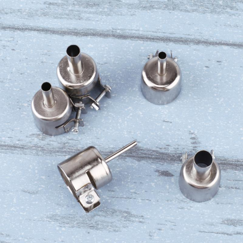 1//8Pcs BGA Nozzle For 850 852D 898 858 Soldering station Hot Air Stations Gun