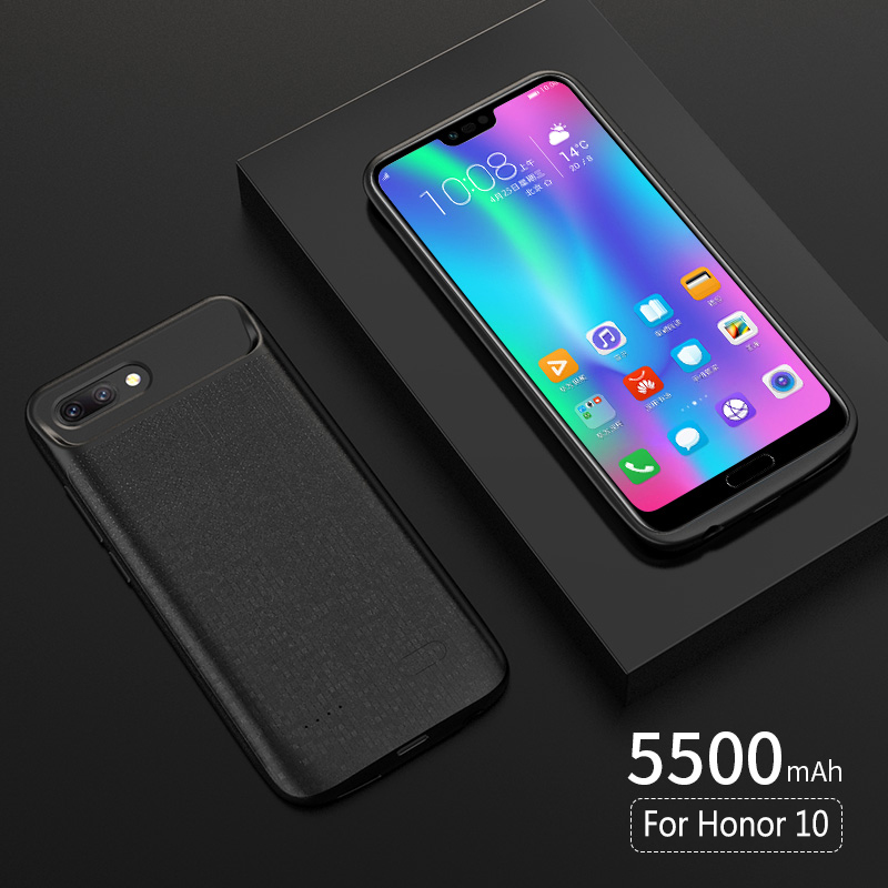 2018New Battery Case For HUAWEI Honor 10 External Power