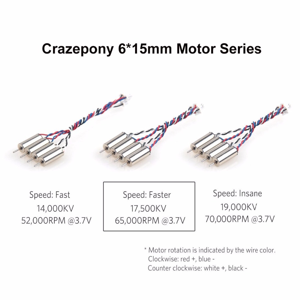 615 Motor With Receiver Board Soldering Version Diy Drone For Com Buy Jjrc H12c Spare Parts Receiving Circuit 4pcs 6x15mm 0615 17500kv Tw Special Edition Blade Inductrix Tiny Whoop Eachine E010 E010c