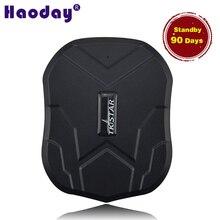 Original Tkstar TK905 Car GPS Tracker 5000mAH font b Battery b font Standby 90 Days wateproof