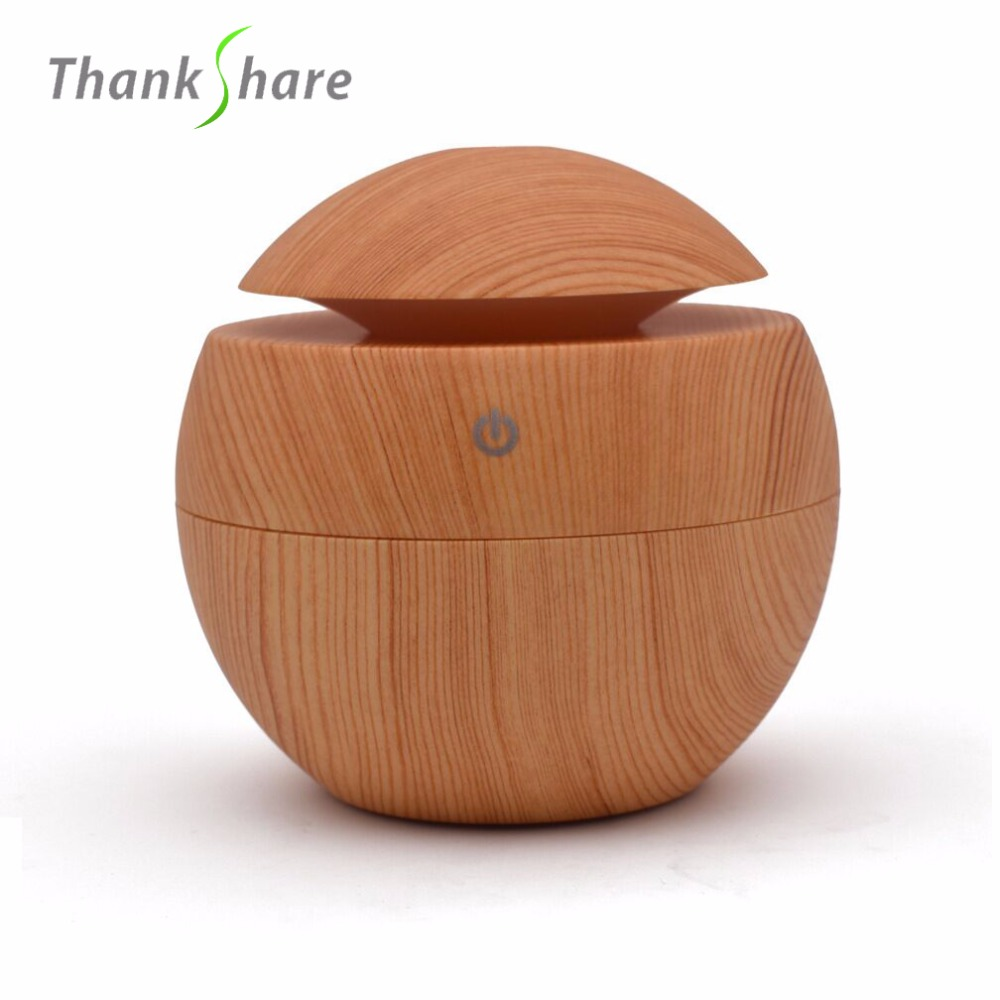 USB Aroma Essential Oil Diffuser Ultrasonic Humidificador Mist Mist Aroma Air Humidifier Air Purifier for Home Office Bedroom high quality led aroma ultrasonic humidifier usb essential oil diffuser air purifier vovotrade air freshener for home office