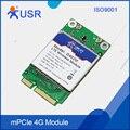 USR-G402tf-mPCIe 4G Mini Módulo de PCIE Apoyo de Comunicación USB