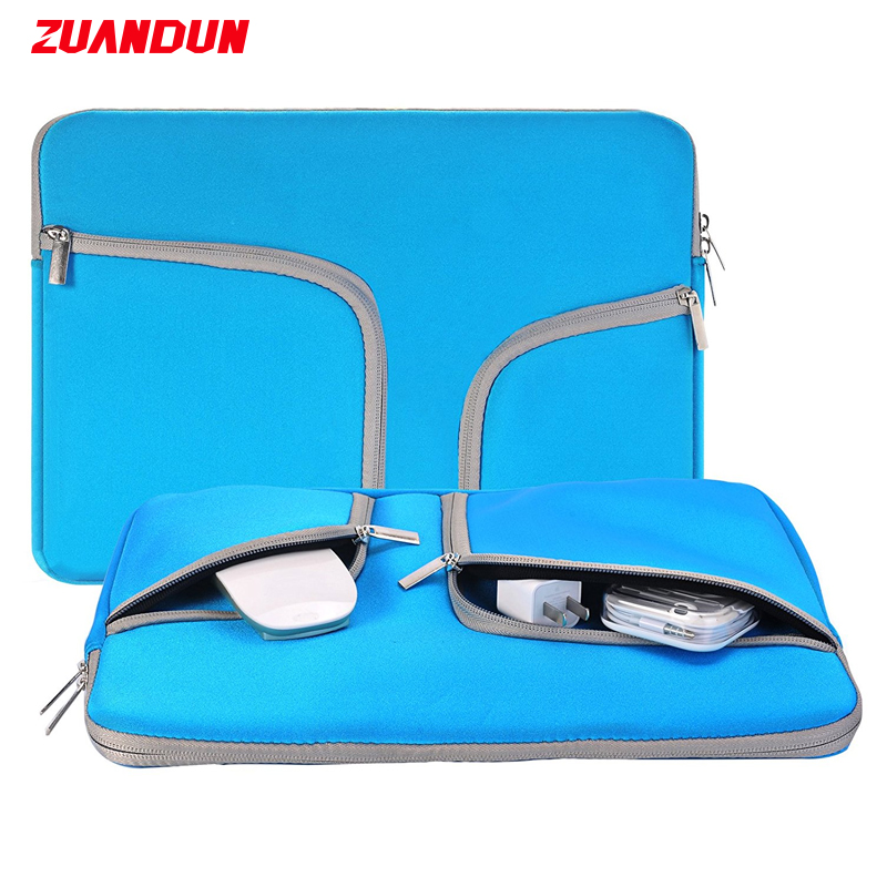 Fashion Laptop Cover Bag For Macbook Pro Air Retina 11 13 15 Waterproof Protective Sleeve Case Ultrabook Notebook Tablet Bag