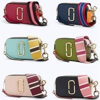 2019 Cosy new cowhide color matching camera bag European and American fashion leather handbag mini shoulder camera bag handbags