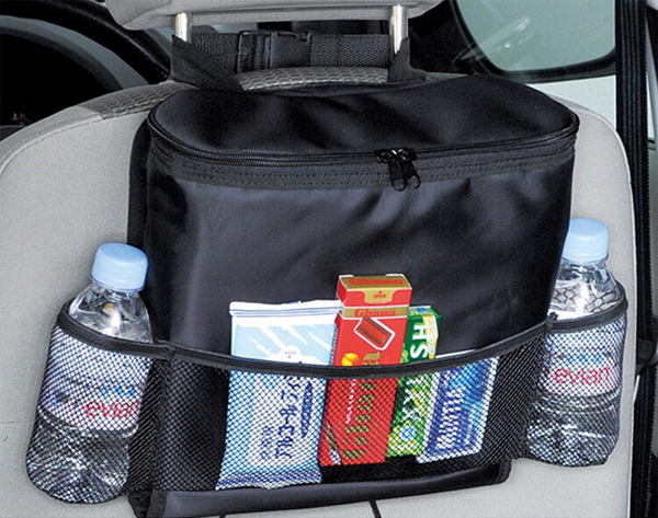7744e139ae80 Keep Warm Cold Car Back Seat Organizer holder Storage Bag Baby Kick ...