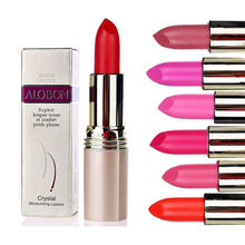 1Pc Deeply Eke Moisture sexy Lipstick Colors Red Lip Hot Long Lasting Easy to Wear Waterproof Lip Lipstick Cosmetic Brand Makeup