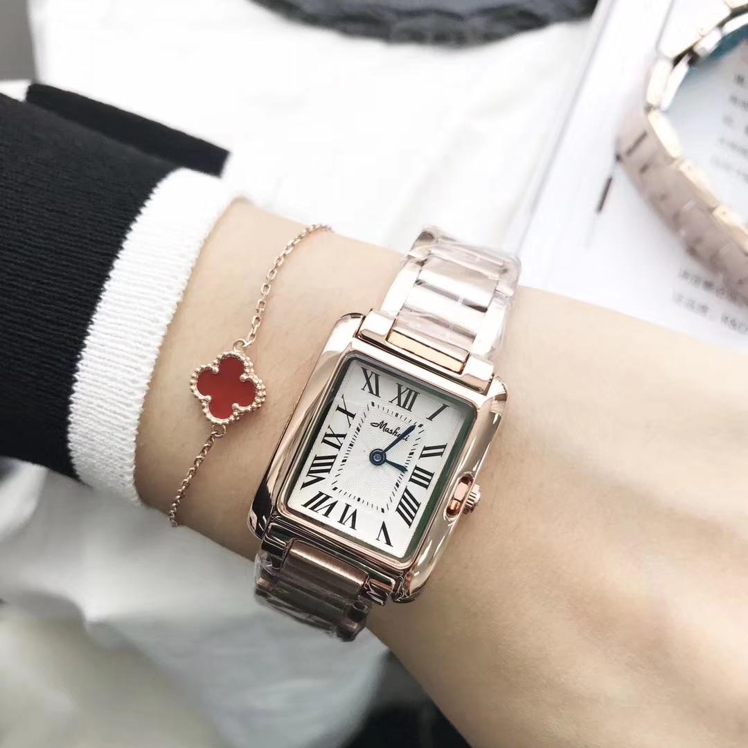 íngreme pulseira feminina reloj mujer elegante designer de luxo