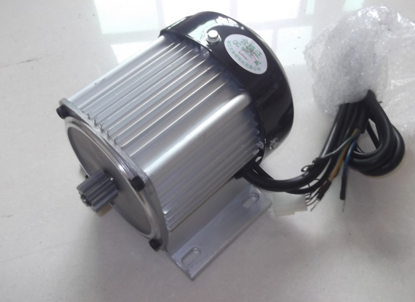without Gearbox Permanent Magnet Brushless Motor Objective Yoneite Bm1418zxf 750w 48v/60v For Electric Tricycle To Enjoy High Reputation In The International Market