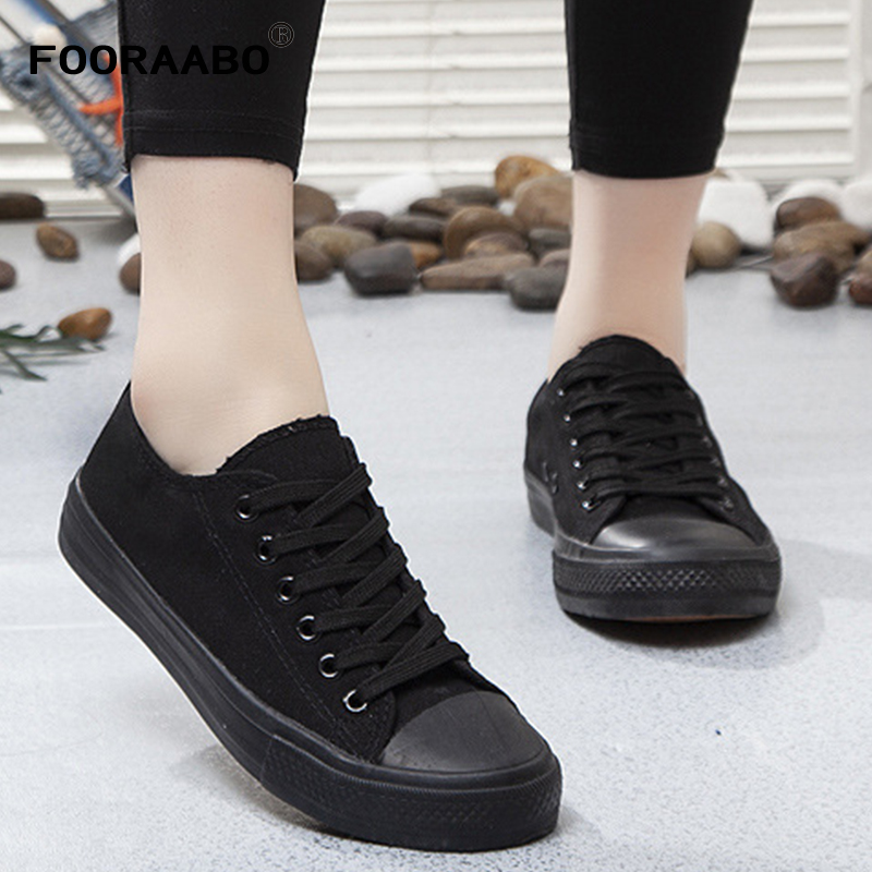 thick sole canvas sko top quality 13ad6