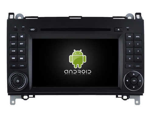 Android 8.0 octa core 4GB dvd player for MERCEDES BENZ A/B CLASS Vito Viano ips touch screen head units tape recorder radio gps