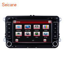 Sharan Car Multimedia GPS