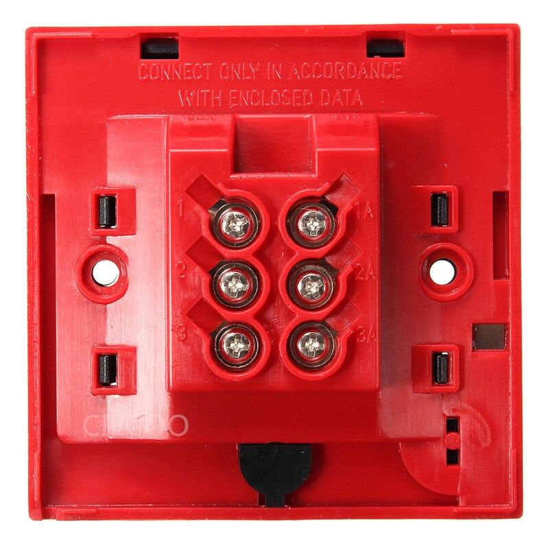Emergency Switch Exit Button Door Release Glass Break