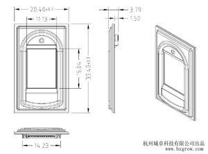 Image 5 - R303 Capacitivo Lettore di Impronte Digitali/Modulo Modulo/Sensore/Scanner