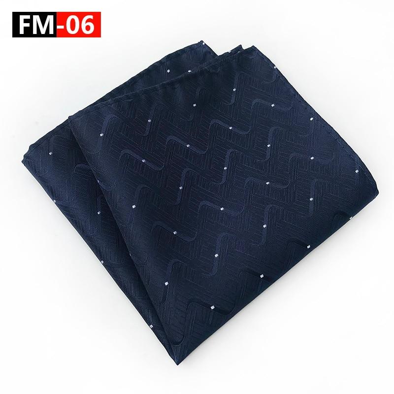 CityRaider Brand New Solid Silk Handkerchiefs For Men Navy Blue Burgundy Red Grey Men's Pocket Square Wholesale VIP Link C013