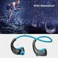 Original Dacom G06 Bluetooth Wireless Earphones IPX5 Waterproof Sports Running Stereo Handsfree Headset EarHook Headphone w/ Mic