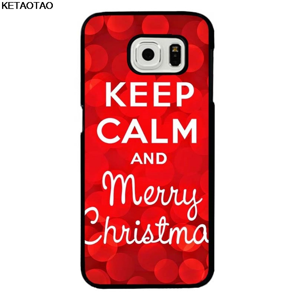 KETAOTAO Happy New Year Merry <font><b>Christmas</b></font> Eve <font><b>Phone</b></font> <font><b>Cases</b></font> for Samsung S3 S4 S5 <font><b>S6</b></font> S7 S8 S9 NOTE 4 5 <font><b>Case</b></font> Soft TPU Rubber Silicone