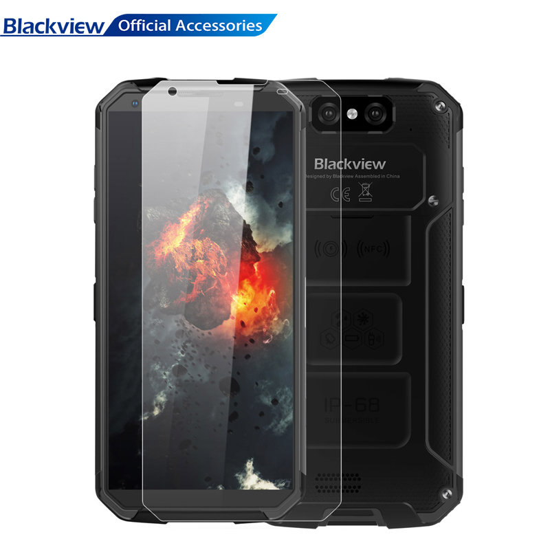 3PCS/LOT Blackview Tempered Glass Soft Front Film BV9500 Scratch Proof Protective Glass Cover BV9500 Pro Screen Protector-in Phone Screen Protectors from Cellphones & Telecommunications