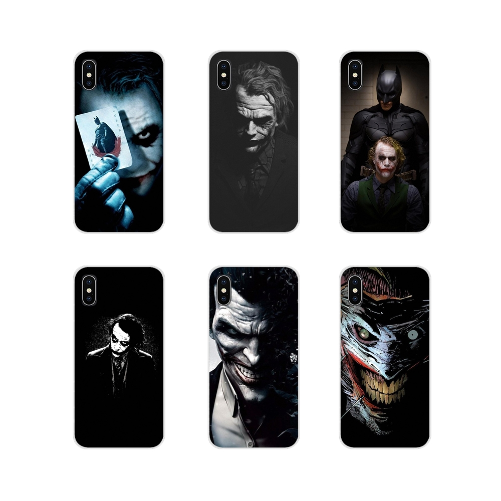 The Joker Comics Batman Killing Joke For Samsung Galaxy J1 J2 J3 J4 J5 J6 J7 J8 Plus 2018 Prime 2015 2016 2017 TPU Silicone Case image