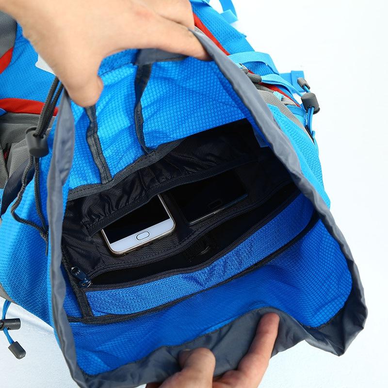Sac à dos extérieur de haute qualité 65L randonnée sac à dos Molle sacs pour voyage touristique montagne Camping sacs à dos sac - 6