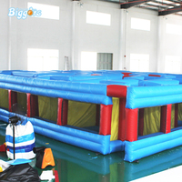 Toys Inflatable Games Giant Inflatable Maze Hot Sale Maze Games inflatable Arena For Kids And Adults