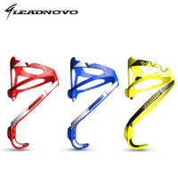 Leadnovo Carbon Bottle Cages 18g Glossy Red Yellow Green Black Blue Black Bike Bicycle Water Bottle