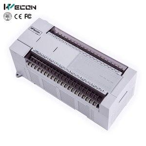 Wecon 60 точек программируемый ПЛК с 4 каналами высокоскоростной выход (LX3VP-3624MT4H-D) небольшой дешевый цифровой ПЛК