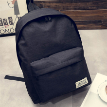 Women Men Canvas Travel Backpack Satchel Rucksack Laptop Girl School Bags For Teenage Girls Book Bag