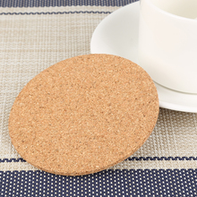 Natural Cork Coaster Heat Resistant Cup Mug Mat Coffee Tea Hot Drink Posavasos Placemat Kitchen Decor Placemat for Dining Table 6pcs lot round cork coaster heat resistant cup table placemats mug mat coffee tea hot drink posavasos placemat kitchen decor