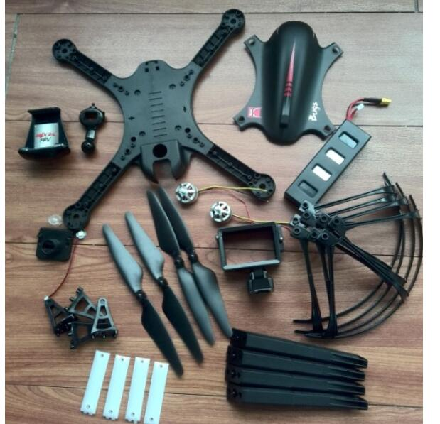 MJX B3 Bugs 3 2.4G RC Quadcopter spare part…