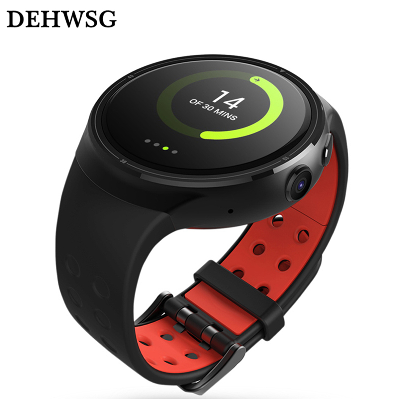 DEHWSG 2017 Z10 Android 5.1 Smart Watch 1GB 16GB MTK6580 Quad Core 1.39 400*400 Smartwatch With WIFI GPS SIM For Android iOS цена