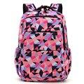 Детский Школьный рюкзак из твида  вместительный Водонепроницаемый Школьный рюкзак для мальчиков и девочек-подростков