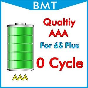 Image 2 - Bmt 원래 5 개/몫 foxc 공장 배터리 배터리 아이폰 6 s 플러스 6sp 2750 mah 교체 0 사이클 bmti6spffb