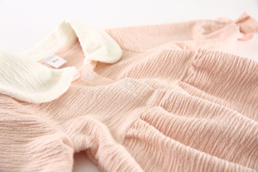 Baby meisjes romper zomer prinses pasgeboren baby jumpsuit kleding - Babykleding - Foto 5