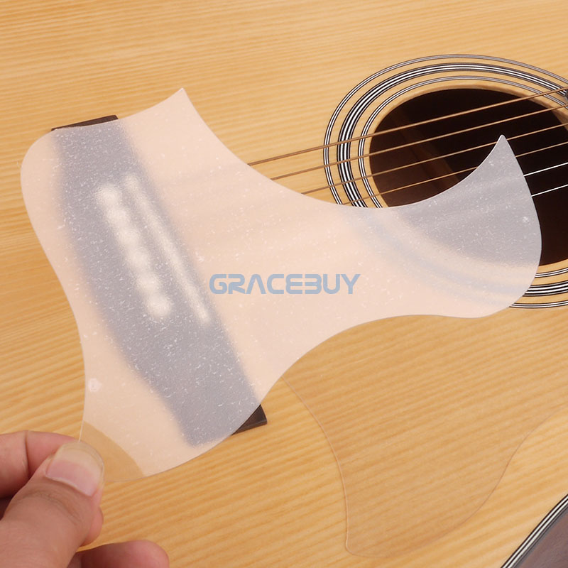 41 Acoustic Guitar Pickguard Birds Self-adhesive Pick Guard Made of PVC Protects Guitar Surface