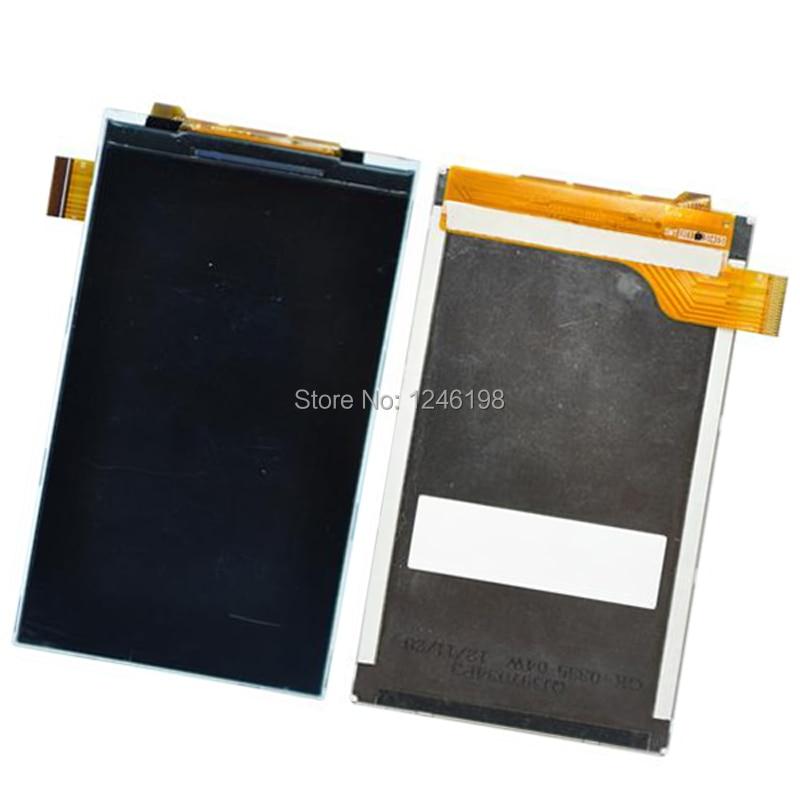 New LCD Display Panel Screen For Alcatel One Touch POP C3 Dual OT-4033E OT4033 4033A 4033D 4033X 4033 SmartPhone Free Shipping alcatel ot 4035d pop d3 dual black fashion blue