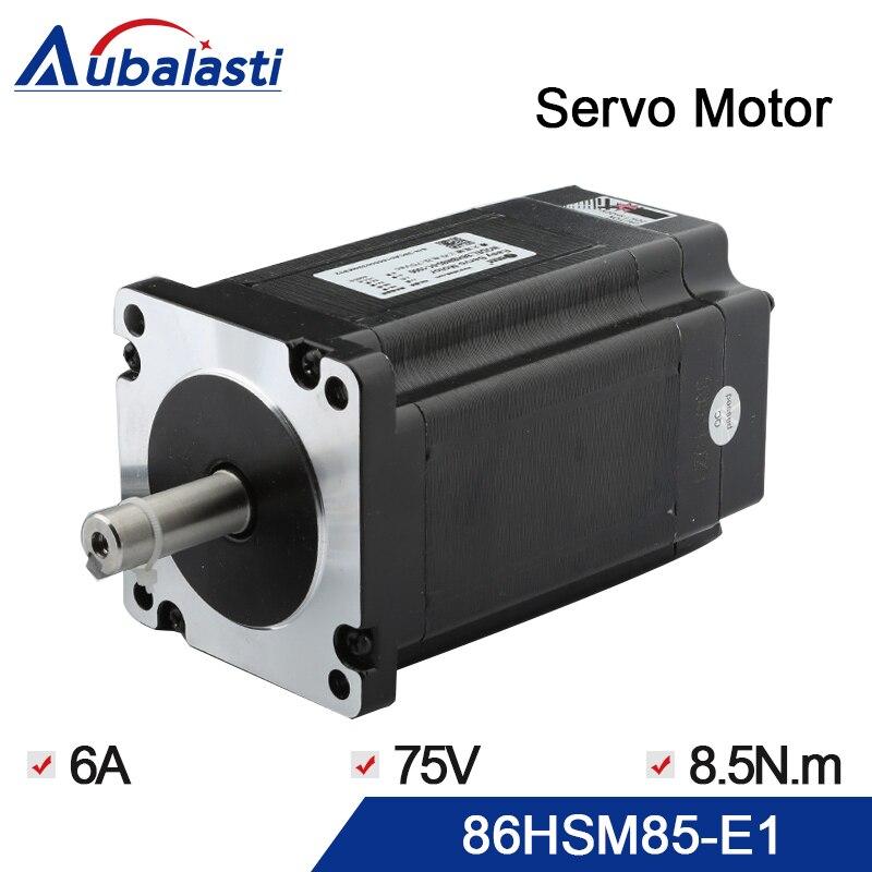 Engraving machine mixed servo motor HSM85-E1 motor high torque motor engraving machine accessories цены
