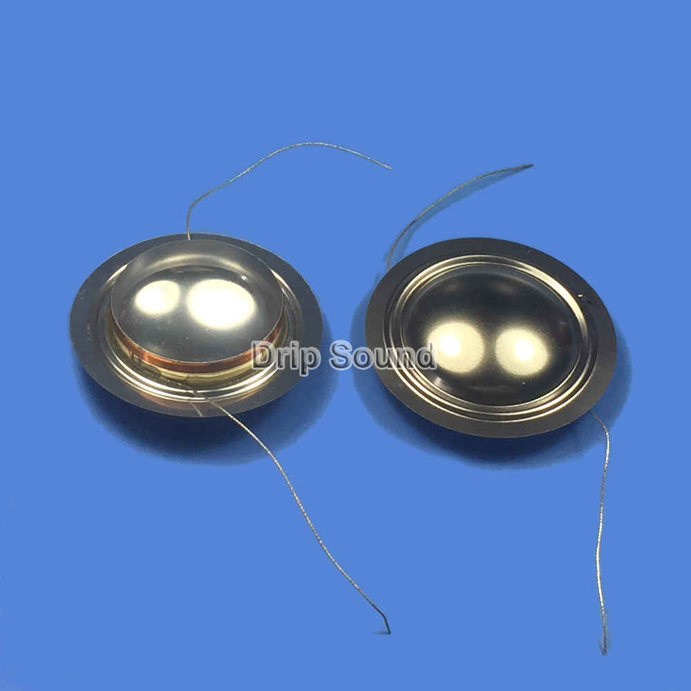 4 pieces 13.28 mm Tweeter Diaphragm Dome Tweeters Voice Coil for JBL Drive //Horn