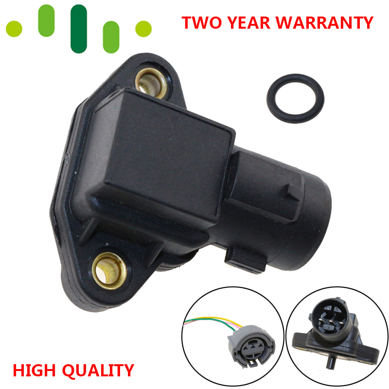 1,7 Bar MAP-sensor til Honda ACCORD CIVIC 4 5 CR-V S2000 CRX HR-V INTEGRA ODYSSEY PRELUDE ROVER ACURA 37830P05A01 37830-P05-A01