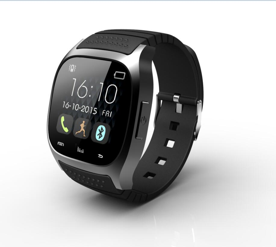 Bluetooth Smart Touch Screen font b Watch b font Smartwatch M26 Android Phone Call font b