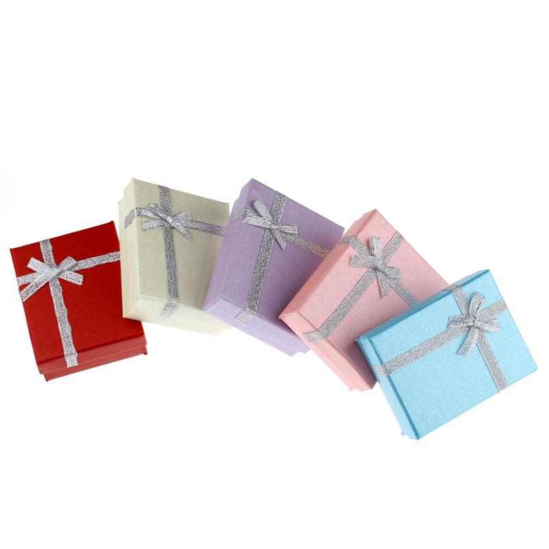 Hoomall 10 шт. Цепочки и ожерелья кольцо браслет ящик для хранения ювелирных изделий подарок Коробки Bin Для женщин для хранения ювелирных издели...