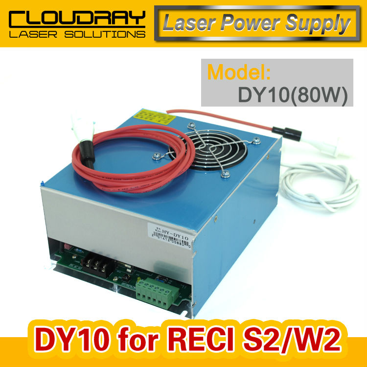 DY10 Co2 Laser Power Supply For RECI W2 Z2 S2 Co2 Laser Tube Engraving Cutting font