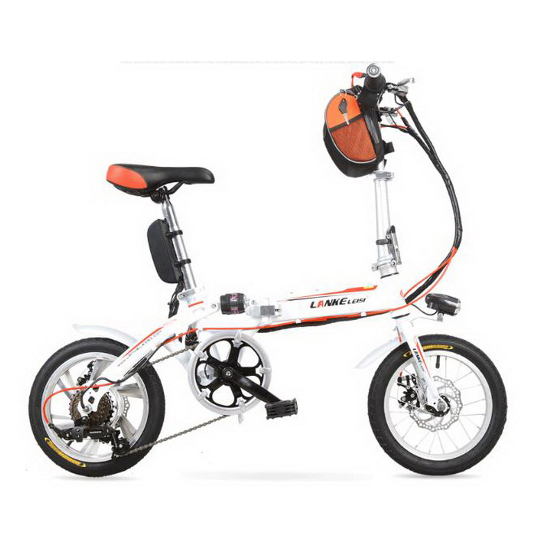 tb311101/Electric Bicycle 14 inch ultra light electric