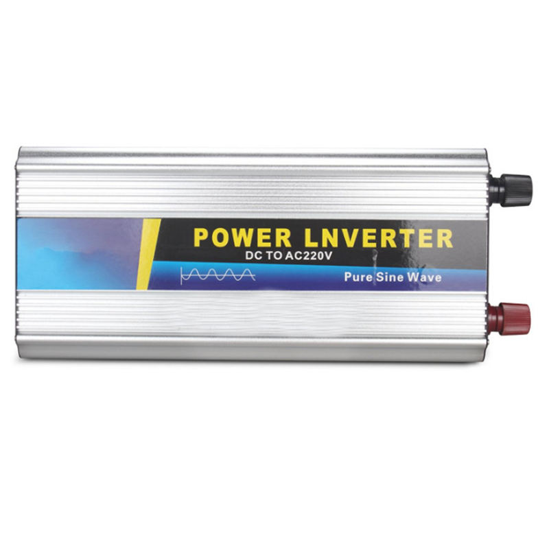 цена на Inverter 24v 220v 4000W (Peak 8000W) 50Hz Pure Sine Wave Power Inverter