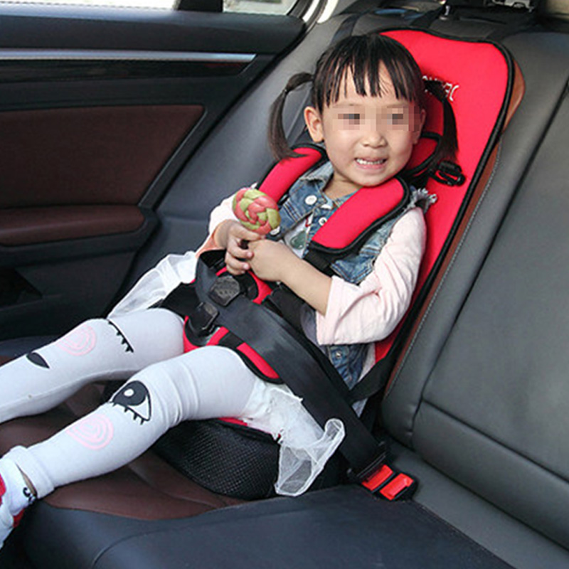 Car Child Safety Cushion Baby Portable Seat Safety
