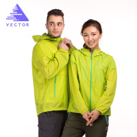 VECTOR Women Hooded Skin Coat Men S Anti UV Waterproof Sunscreen Beach Shirt Jacket Lightweight Top