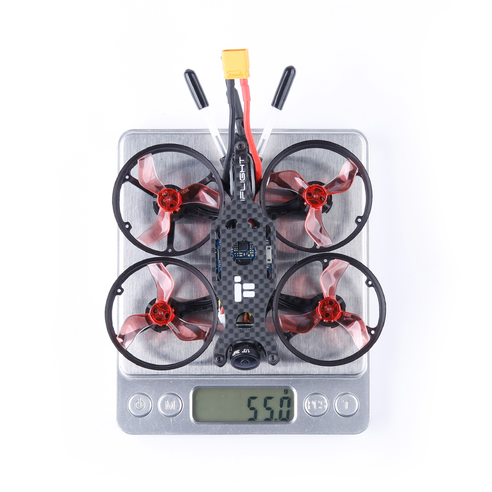 Image 3 - iFlight TurboBee 77R 2 4S FPV Racing Whoop RC Drone SucceX Micro F4 12A 200mW Turbo Eos2 PNP BNF-in Parts & Accessories from Toys & Hobbies